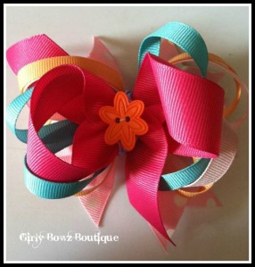 Colorful bow.1
